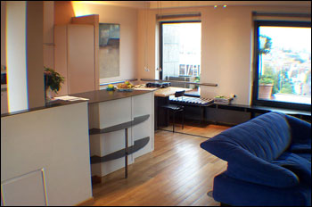 Brussels flat for rent - rentals